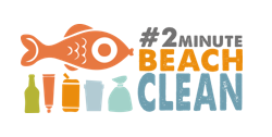 2 min beach clean