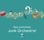 Make an Orchestra from Junk