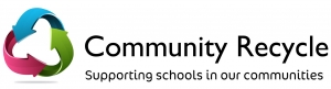 Community Recycle Logo - supporting schools in our communities