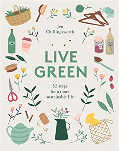 Live Green book cover