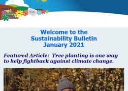 January 2021 sustainability bulletin
