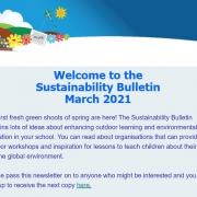 Snippet from the Sustainability Bulletin