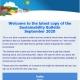 Screenshot of the Sustainability Bulletin September 2020