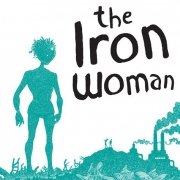Cover of The Iron Woman