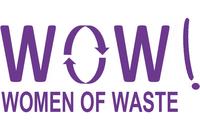 Women of waste logo