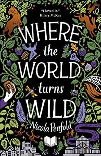 Book cover of Where the World Turns Wild