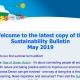Schools Sustainability Bulletin
